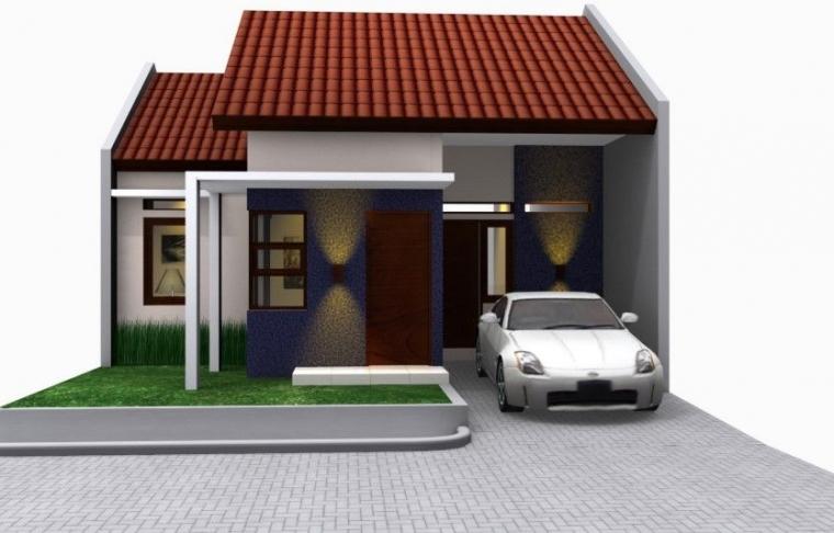 Estimasi Biaya Bangun Rumah Minimalis Type 45