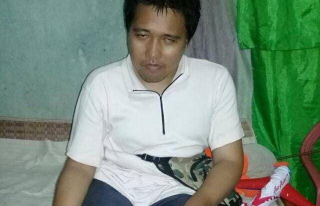 Abdul Hadi, Penyandang Disabilitas Tuna Netra yang Pandai Menulis
