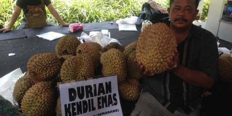 Melihat Hubungan Orang Batak dengan Beras hingga Indonesia Surganya Durian