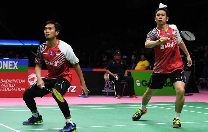 Menuju Final All England 2019: Harapan Indonesia di Pundak Ahsan/Hendra