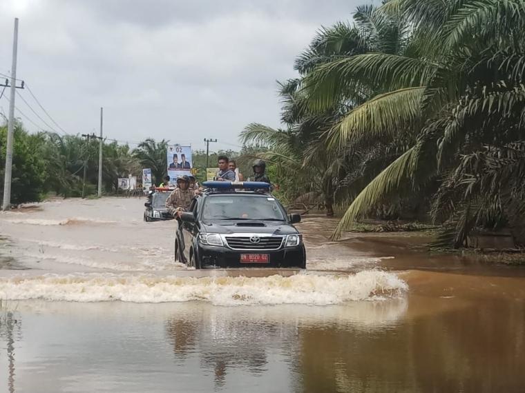 Intensitas Hujan Tinggi, Ancaman Bagi Wilayah yang Kerap Alami Kerusakan Alam