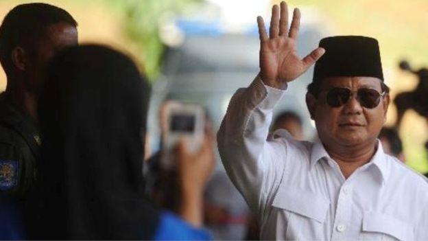 Terkait Video Agum Gumelar dan Prabowo Ditolak Amerika