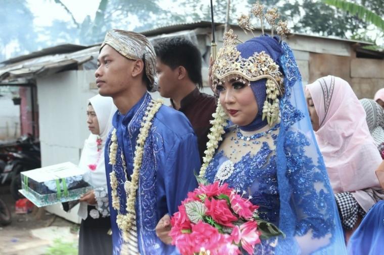 Asiknya Dokumentasi Pernikahan di Desa