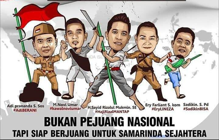 Masa Depan Indonesia di Pundak Caleg Milenial