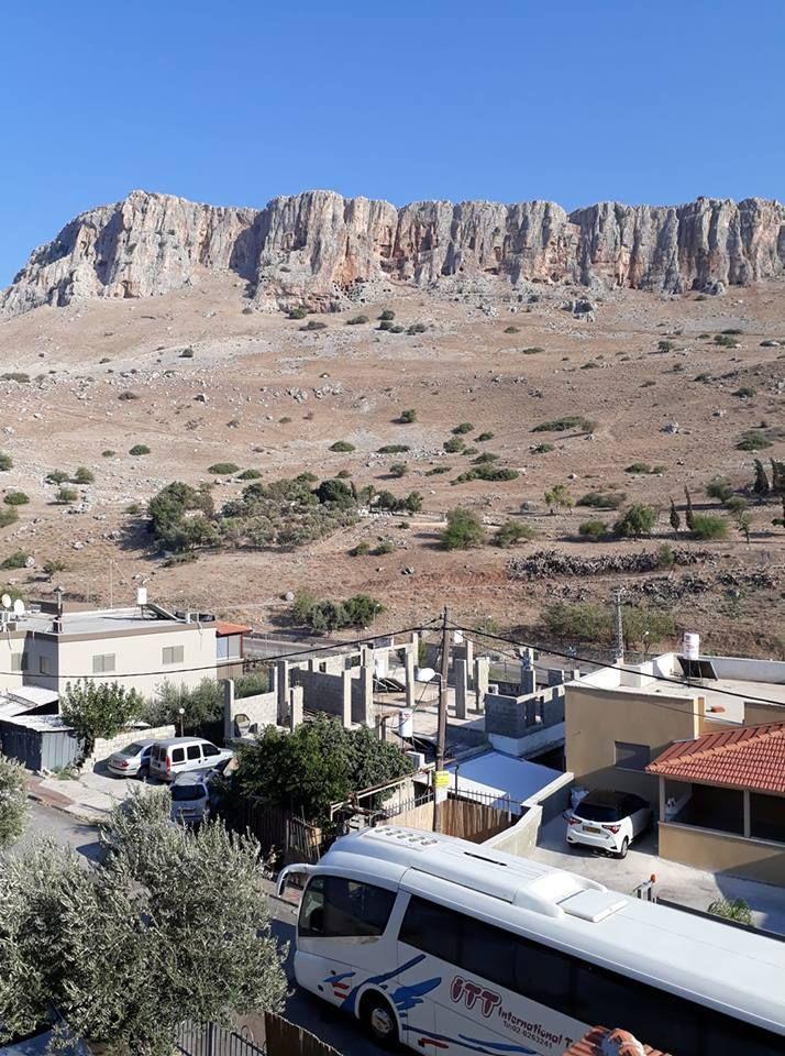 Hamaam, Kampung Arab Berkewarganegaraan Israel