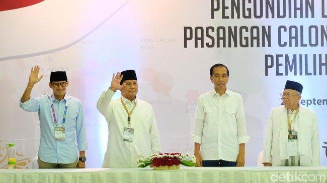 Kampanye Prabowo Bergemuruh, tapi Kalah di Survei?