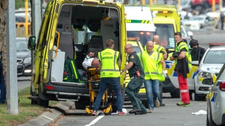 49 Tewas dan Setidaknya 20 Orang Terluka Parah