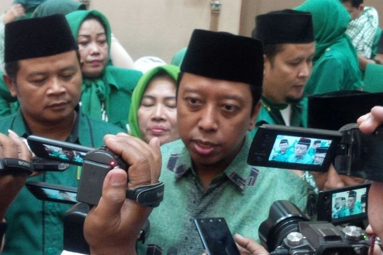Romi Ketua Umum PPP Pendukung Jokowi Terkena OTT KPK, Netizen Heboh