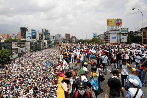 Venezuela di Ambang Petaka dan Kehancuran