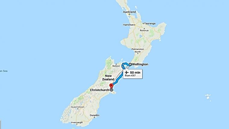 Penembakan Jamaah Salat Jumat di New Zealand