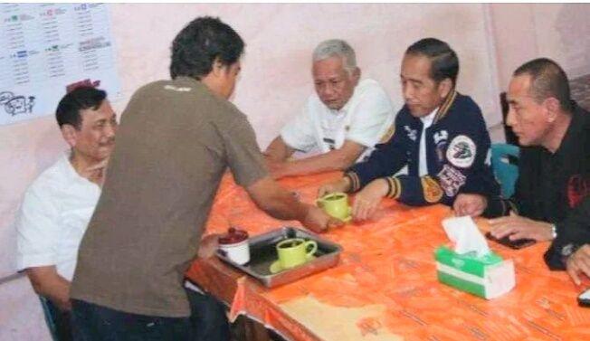 Kopi Parsoburan untuk Presiden Jokowi