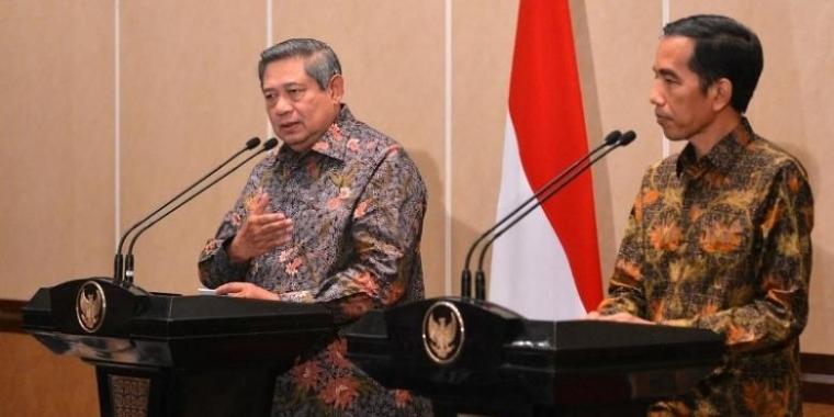 Soal Korupsi Romahurmuziy, Jokowi Melanjutkan yang Pernah SBY Lakukan