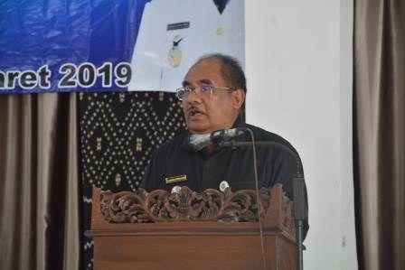 Ndara Tanggu Ajak Semua Elemen Tingkatkan Kewaspadaan dalam Pemilu 2019