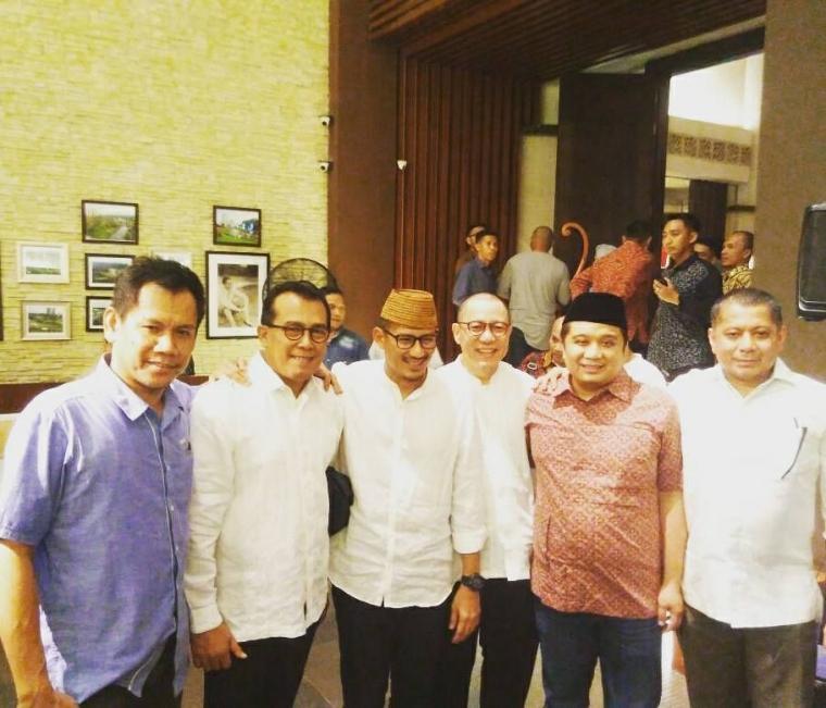 Watak Setia Kawan Erwin Aksa