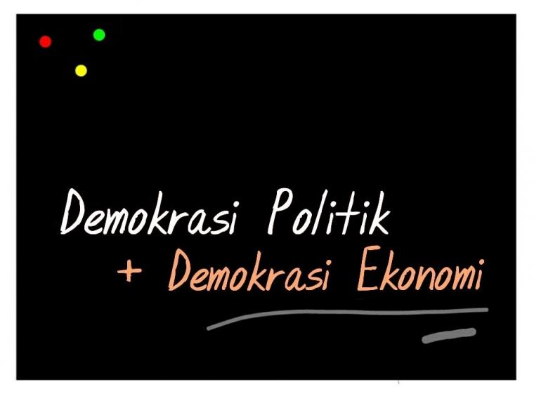 Puisi | Tuan-tuanku yang Terhormat, Jangan Lupakan Demokrasi Ekonomi