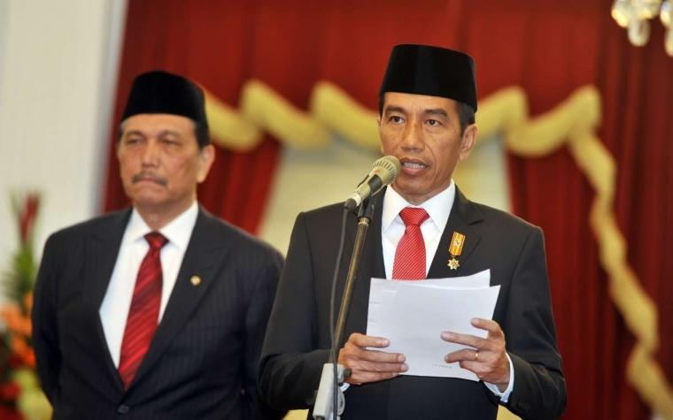 Perdana Menteri Bayangan dalam Rezim Jokowi