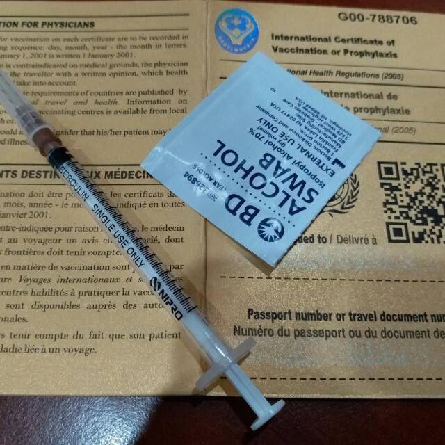 Vaksin Meningitis Kini Bisa di Mana Saja Halaman 1 ...