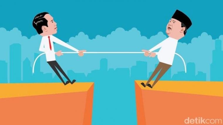 """Bila Teori """"Surinc Passed"""" Benar, Jokowi akan Kalah di Pilpres 2019"""