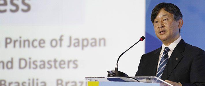 Pangeran Naruhito, Penerus Kaisar Jepang yang Bersahaja