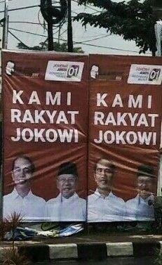 "Rocky Gerung Keblinger Memaknai Baliho ""Kami Rakyat Jokowi"""