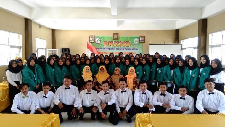 Kemasan Inspiratif, PKKMB STIKes Ibnu Sina Ajibarang 2018/2019