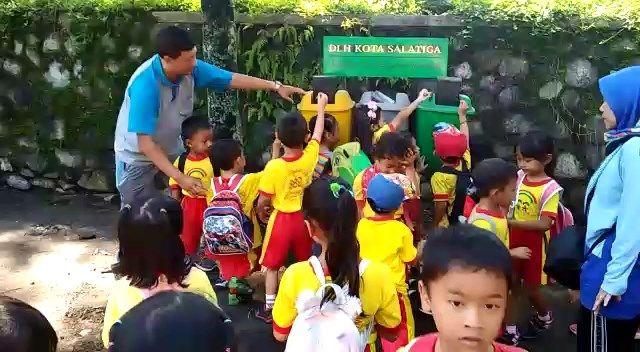 Paud Pelangi Nusantara 10 Ajarkan Hidup Bersih
