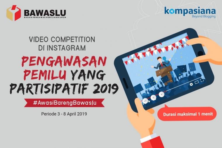 [VIDEO COMPETITION] Yuk Awasi Pemilu 2019 Melalui Media Sosial!