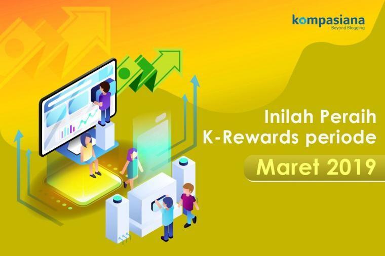 Berharap K-Rewards, Terutang di Warung Soto