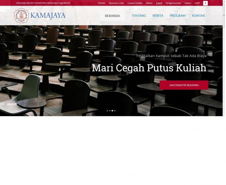 Kamajaya Scholarship, Investasi Kasih Demi Masa Depan