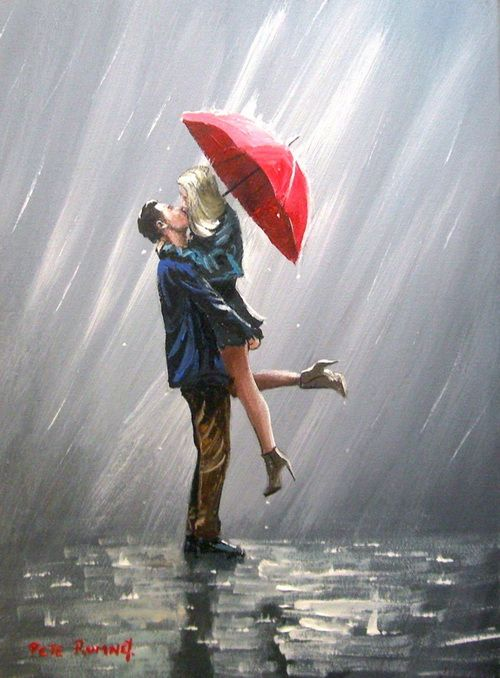 Let Drizzle Perfect Our Beautiful Love