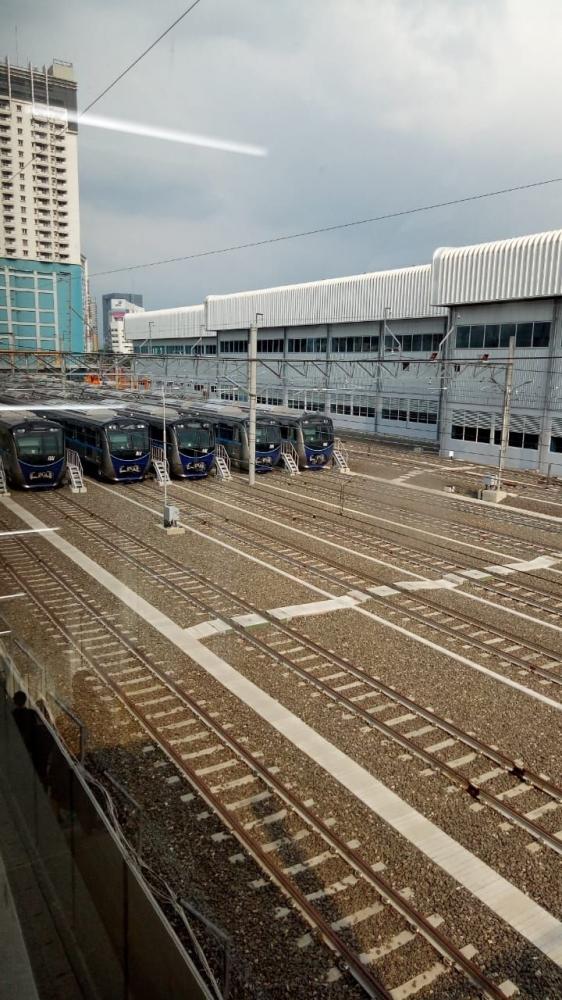 Euforia MRT, Kita pun Tidak Kalah dari Negara Lain