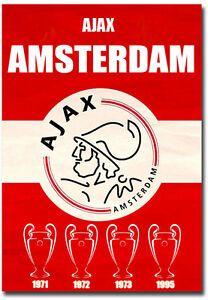 Dukung Ajax Kembali Juara Liga Champions