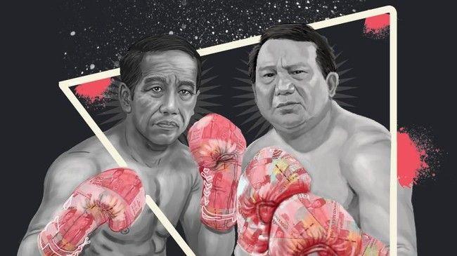 Jadi Presiden Indonesia Itu Harus Kuat