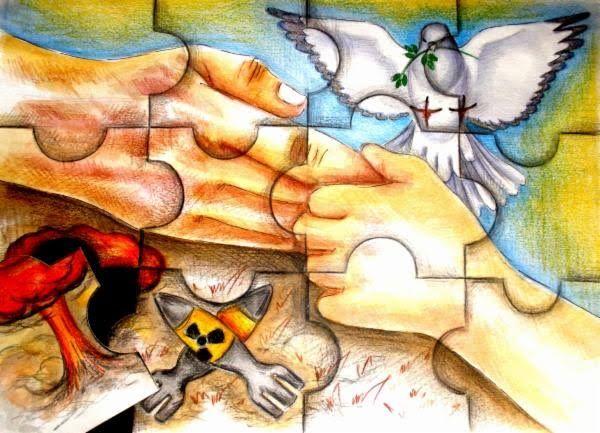 Manusia dan Kedamaian