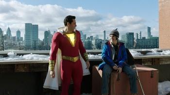 Review Film Shazam (Alter Ego di Balik Kostum Superhero