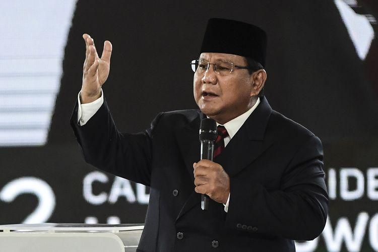 Kemiripan Prabowo dengan Jose Mourinho
