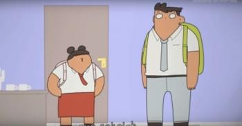 80 Gambar Animasi Lucu Bergerak Bikin Ngakak Paling Hist
