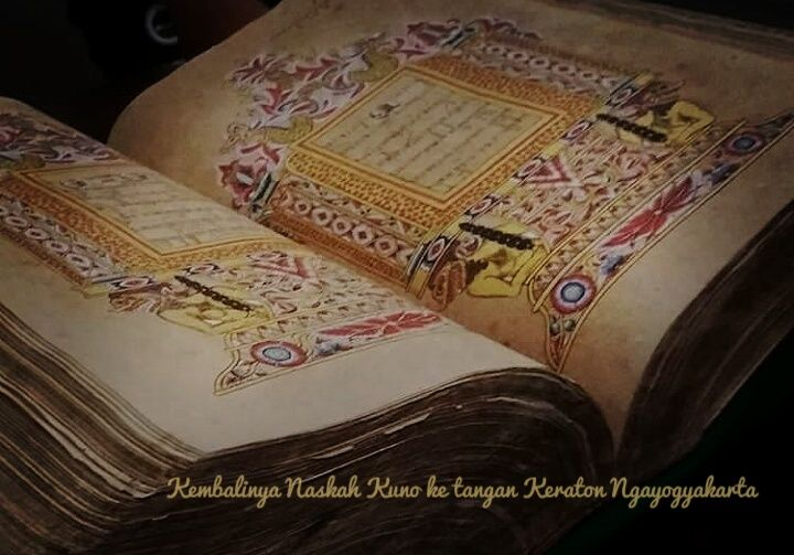 Wisata Edukasi Pameran Naskah Kuno di Keraton Yogyakarta