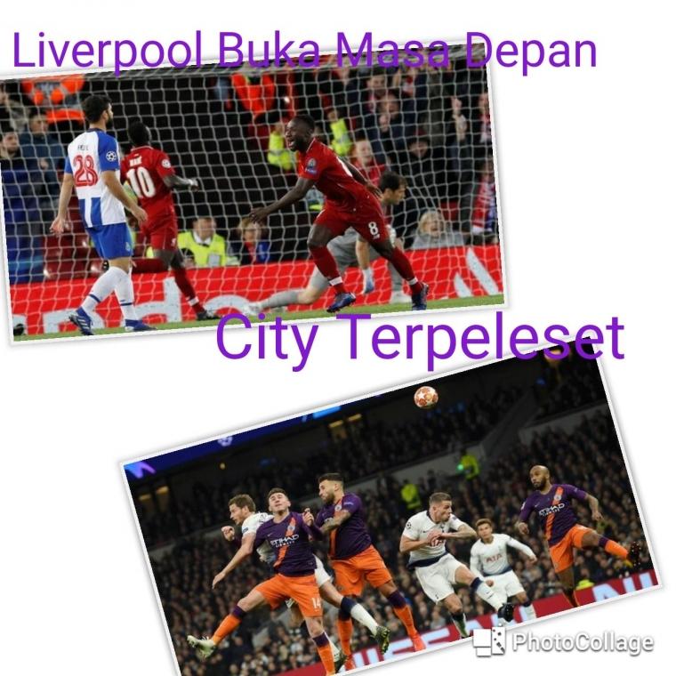 Liverpool Buka Masa Depan, City Terpeleset