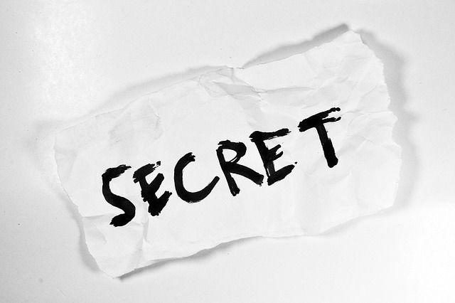 Ketika Kata Rahasia Bukan Lagi Rahasia Halaman 1 - Kompasiana.com