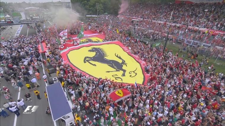 Ferrari dan Tifosi, Kecintaan yang Tidak Bisa Dipisahkan