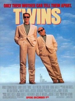 "Fiksi DNA Prabowo dan Arnold Schwarzenegger dalam Film ""Twins"""