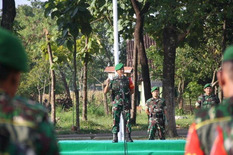 Dandim Ponorogo, Prajurit dan PNS Tidak Boleh Melanggar Netralitas Pemilu