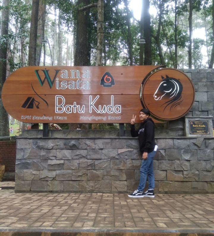 Wisata Batu Kuda yang Sejuk dan Memukau