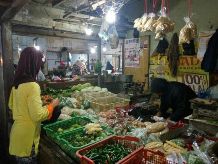 Pasokan Tersendat, Harga Bawang Meningkat di Pasar Wahana