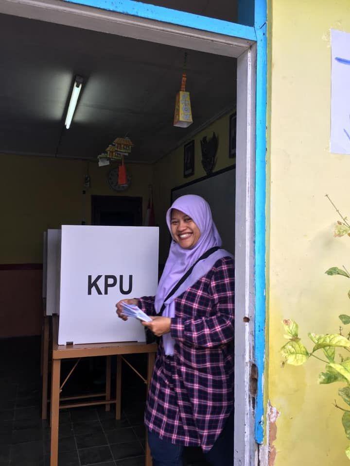 Pemilu 2019 Ini Aku Enggak Golput Lagi