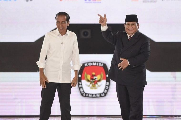 Prabowo-Sandi Menang Berdasarkan Quick Count yang Satu Ini?