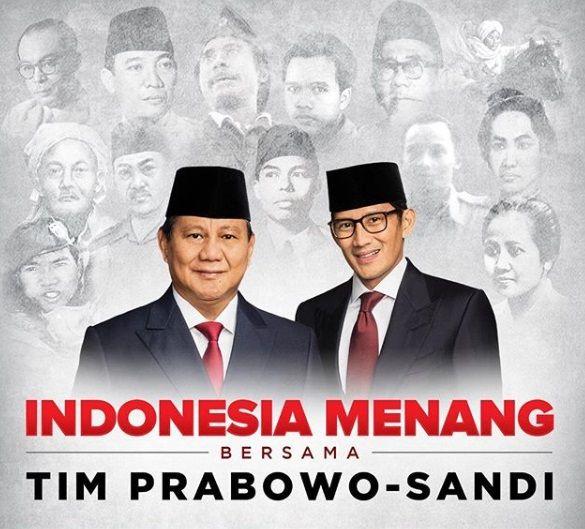 Cerpen | Kakek: Prabowo Menang Pilpres 2019