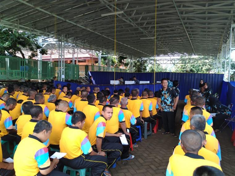Ramaikan Pesta Demokrasi, 3.584 Warga Panti Sosial Gunakan Hak Pilihnya