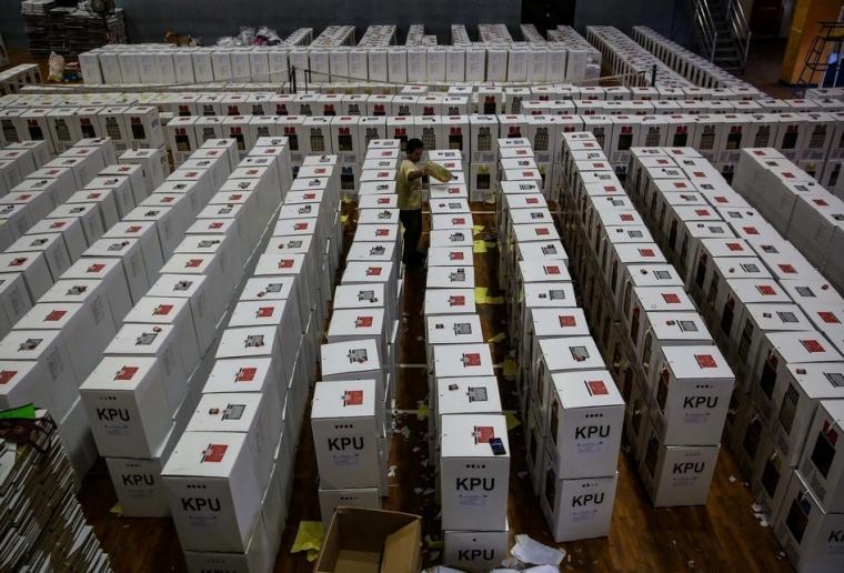 Menakar Efisiensi Pemilu 2019